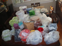 tupperware open house new items 1/2 price or more