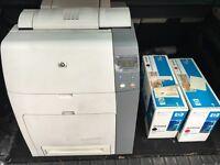 HP4700DN colour laser printer