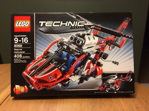 LEGO Technic #8068 Rescue Helicopter