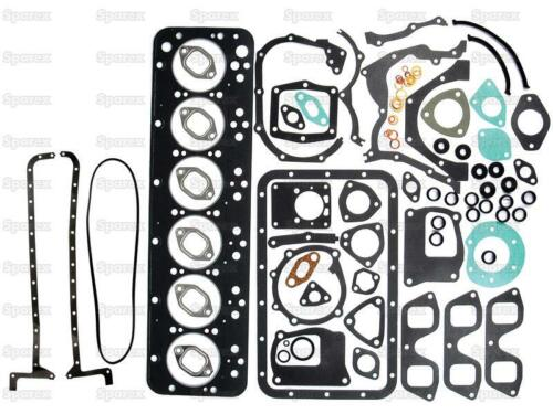 COMPLETE GASKET SET 6 Cylinder S62093 Fiat 1000 980 FREE SHIPPING DS