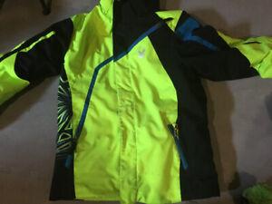 Spyder jacket boys