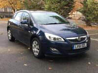 Vauxhall/Opel Astra 1.4i 16v VVT ( 100ps ) 1364cc 2010MY Exclusiv