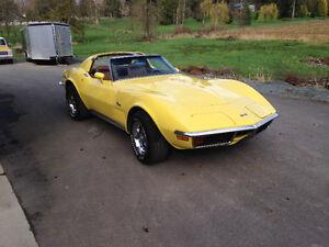 1970 Corvette 30000 obo
