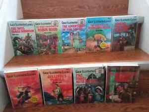 Classics Collection Good Condition Book Set