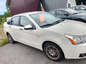 2010 Ford Focus SE, automatic, heated seats.