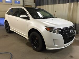 2013 Ford Edge Sport AWD SUV, Crossover