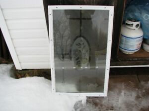 Exterior Door Glass