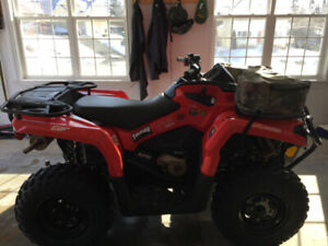 2016 Can am Outlander L 570