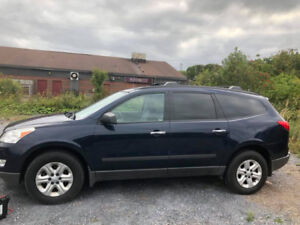 Mint 2010 Traverse - Needs an engine