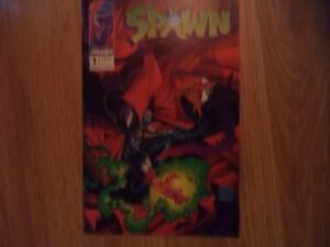spawn #1 in 6.0 condition from image comics (see pictures)