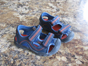 J-41 (JEEP) boys sandals - toddler size 7