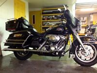 WOW* HARLEY DAVIDSON FLH 2004, MOTEUR 1450 *CONDITION SHOW ROOM*