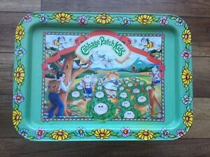 Vintage/Collectable Cabbage Patch Kids Snack/TV Tray