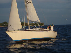 C&C 24 Sailboat - Must Sell before haulout