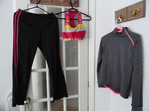 Vêtements de course pour femmes