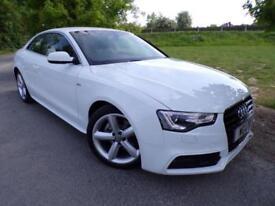 2012 Audi A5 1.8T FSI S Line 2dr AMI! Full Audi SH! Bluetooth! 2 door Coupe