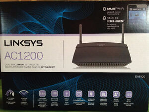 router linksys bac1200