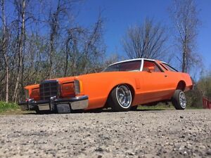 1979 FORD THUNDERBIRD (( CUSTOM LOWRIDER ))