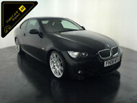 2008 BMW 325I M SPORT AUTO COUPE 218 BHP SERVICE HISTORY FINANCE PX WELCOME