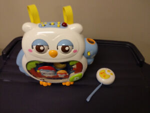 VTech Twinkle & Soothe Owl Projector (French Version)