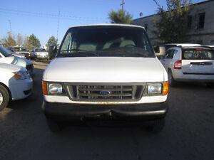 2006 Ford E-250 Minivan,Cargo Van..