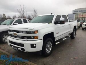 2016 Chevrolet Silverado 3500HD LTZ  - Leather Seats