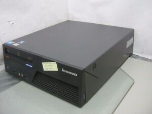 Lenovo desktop - Intel C2D E7500 @ 2.93GHz 2GB DDr3 (no hdd/os)