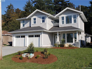Upper level offers spacious master bedroom with a large walk