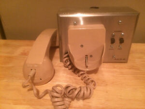 Multi Vox Paging Wall Phone Receiver Talking Set