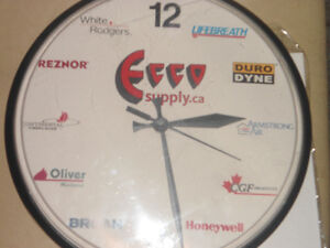 12 inch collector clock