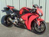 HONDA CBR1000RR8 FIREBLADE SPORTS MOTORCYCLE