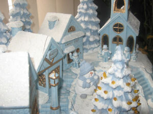 Absolutely stunning Christmas Village London Ontario image 3
