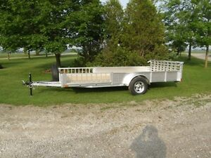 All Canadian Made BreMar/Ajj's Aluminum Trailers London Ontario image 3