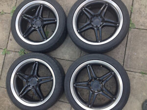 "Mags fast 17"" 8 bolts"