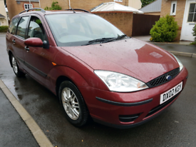 Ford focus estate, 1year mot, tidy big boot £775 ono