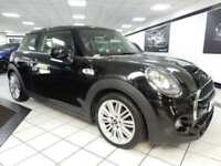 2014 14 MINI HATCH 2.0 COOPER SD CHILI MEDIA XL 170 BHP DIESEL