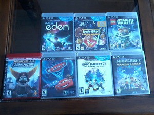 Playstation3 video games