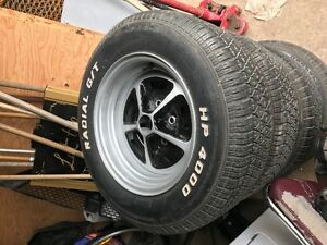 1965 Ford Mustang Rims & Tires