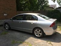 2008 HONDA CIVIC $6500