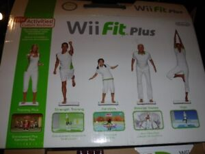 Nintento Wii Fit Plus