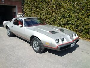 1979 Pontiac Firebird Formula All original