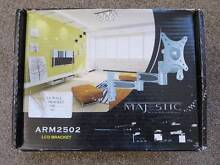 TV Majestic Swing Arm Cantelever Bracket Myrtle Bank Unley Area Preview