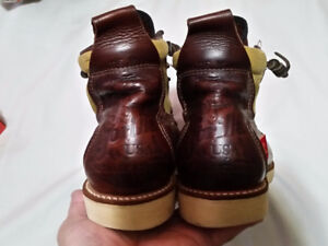 Size 8.5 gorilla boots made in usa