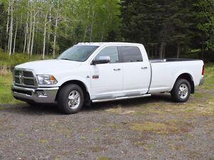 2012 Dodge Ram 3500 crew cab diesel