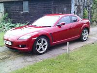 2007 Mazda RX-8 1.3 ( 190bhp )