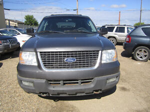 2004 Ford Expedition 4x4...4.6LTS..7 passengers..seat