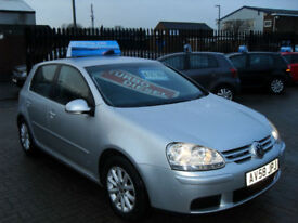 Volkswagen Golf 1.9TDI ( 105PS ) BlueMotion Tech 2008 Blue Motion Match