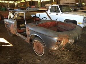 VW 1962 Type 34 Project!!! Extremely Rare.