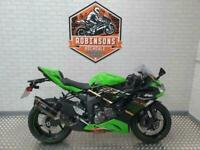 2020 70 Plate Kawasaki 636 KRT Performance EX DEMO Great saving from new