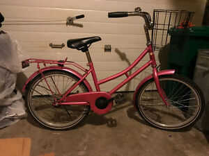 Girls bike cruiser